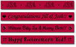 Personalized Tape - Red