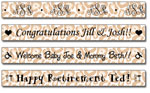 Personalized Khaki Leopard Print Tape<br>