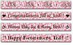 Personalized Strawberry Leopard Print Tape
