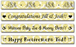 Personalized Curry Damask Tape